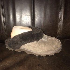 UGG croquette Slipper Mules